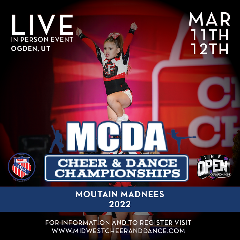 Mountain Madness 2 Day March 11th - 12th