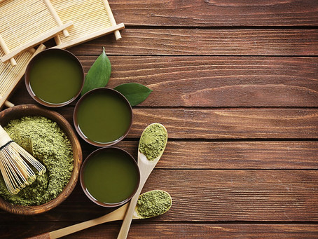 August 2019 Herb of the Month: Matcha