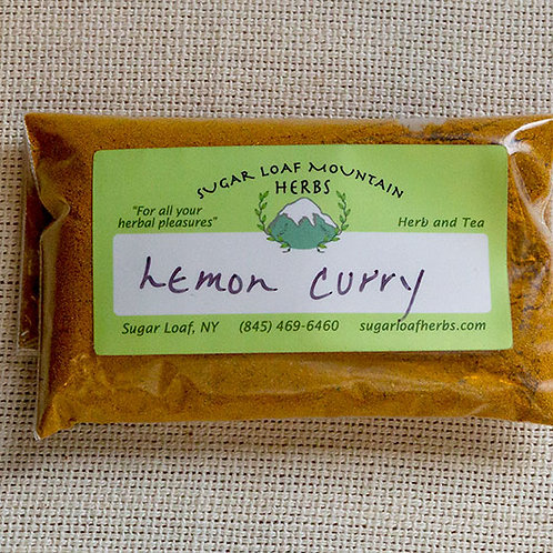 Lemon Curry