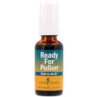 Ready For Pollen Spray