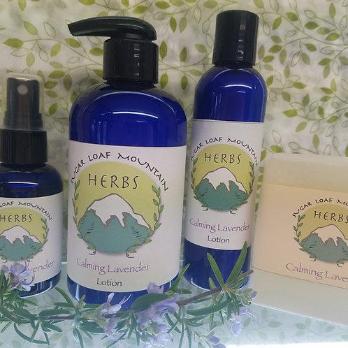 Calming Lavender Skincare