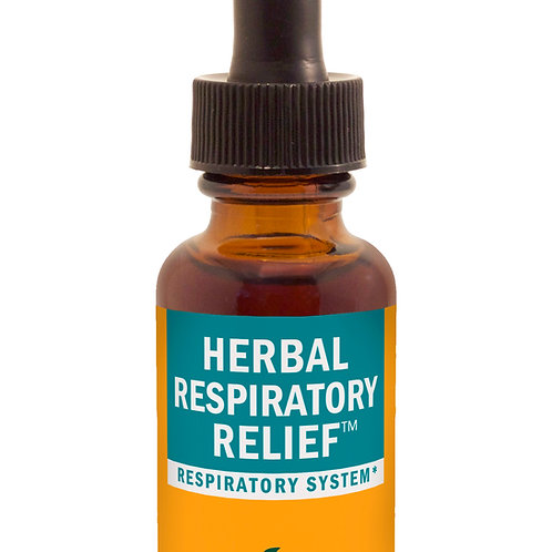Herbal Respiratory Relief Tincture
