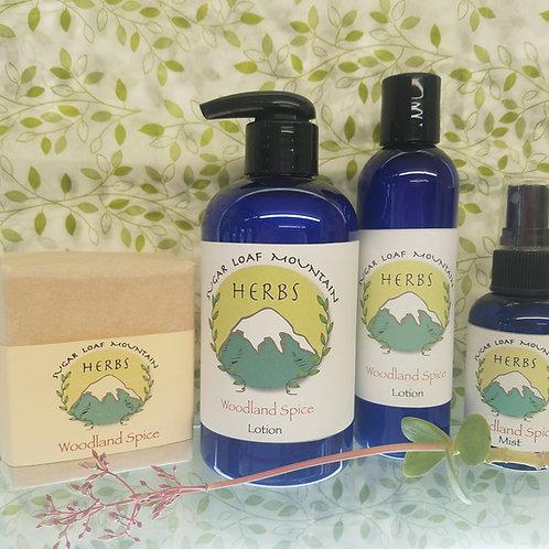 Woodland Spice Skincare