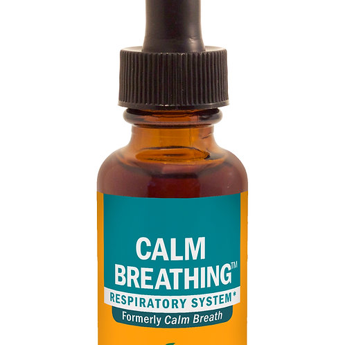 Calm Breathing Tincture