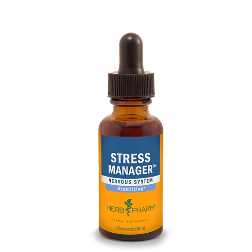 Stress Manager Tincture Extract