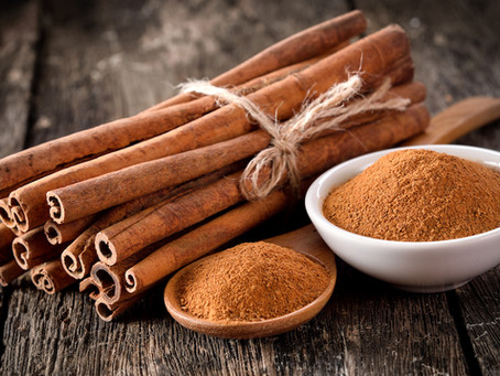 Four Types of Cinnamon for Autumn or Year-Round
