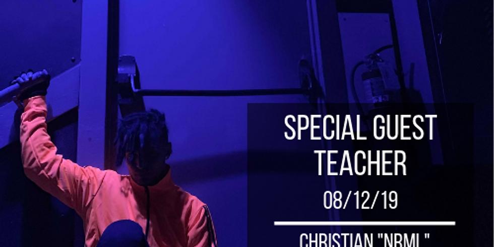 "RSVP Night School - Christian ""NRML"" Normandia"