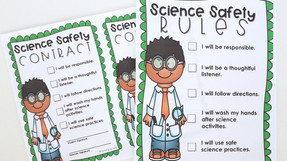 Science Safety: How to teach it quickly and easily?