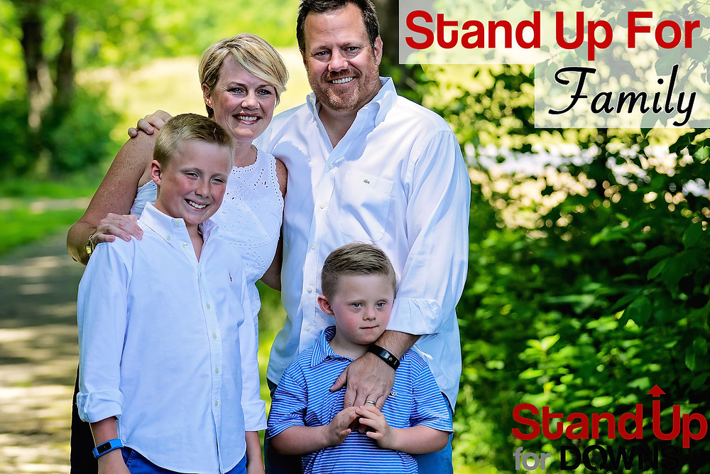 stand up for down syndrome organization comedy