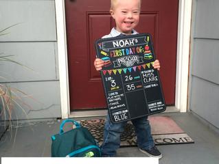 DSDN Blog Corner: Off To Preschool