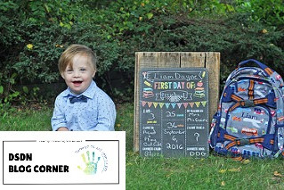 DSDN Blog Corner: Liam's First Day of Preschool
