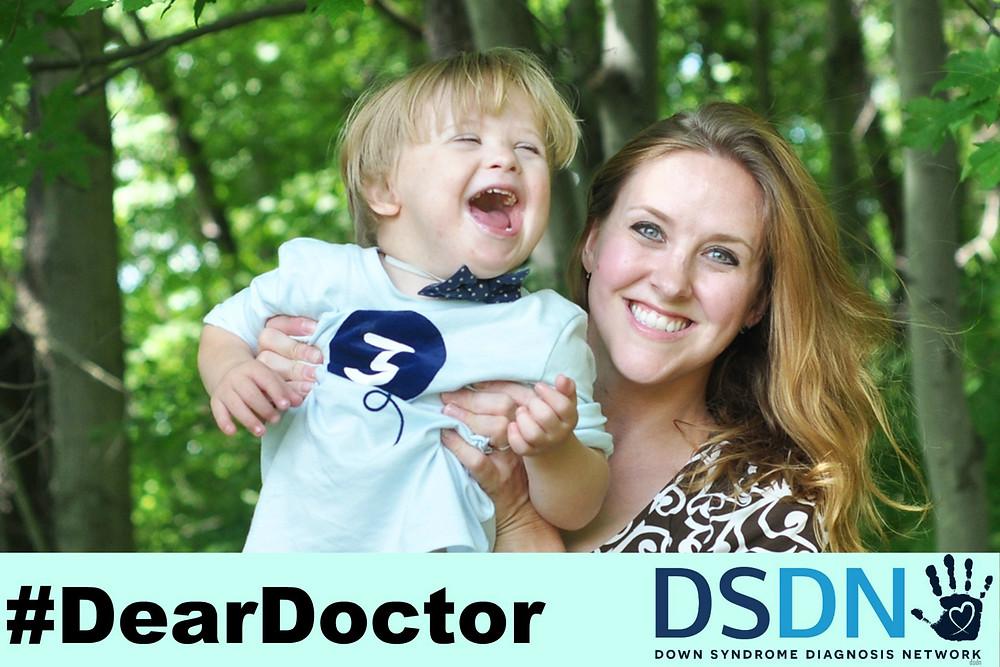dear doctor down syndrome diagnosis dsdn