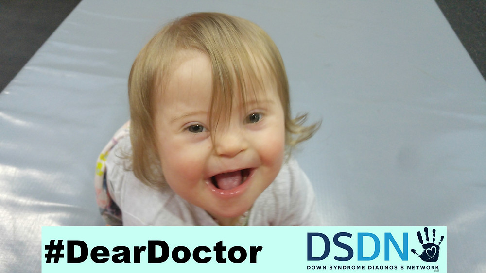 down syndrome #deardoctor diagnosis prenatal abortion