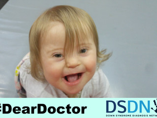 """Dear Doctor, """"You Told me Why Our Daughter was Better Off Dead."""""""