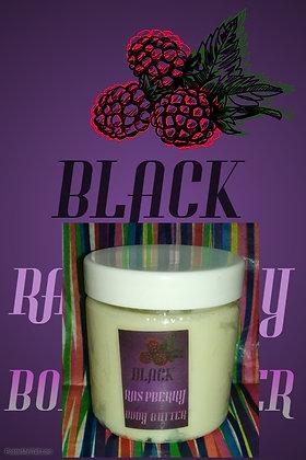 Black Raspberry Body Butter
