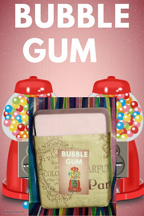 Bubble Gum Soap
