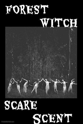 Forest Witch Scare Scent (spray) 2 oz.