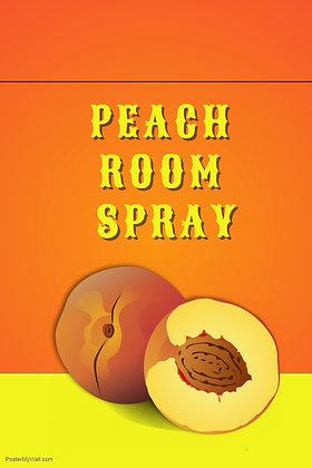 Peach Body/ Room Spray