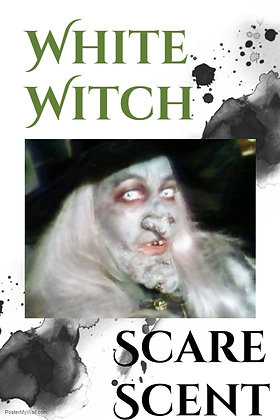 White Witch Scare Scent (spray) 2 oz.