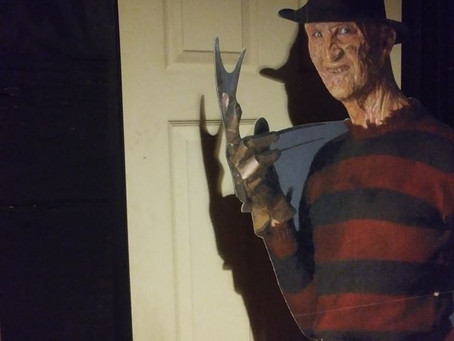 Side Show Nightmares· June 17 ·  Freddy is counting down