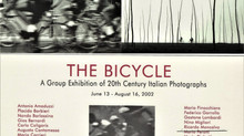 "2002. ""The bycicle. A group exhibition of 20th century Italian photographs"". Keith De Lell"