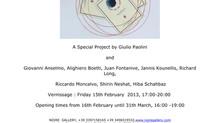 "2013. ""Voyage autour de ma chambre"". Villa Flor, Schanf-Sankt Moritz, febbraio-marzo."