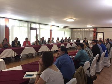 Conferencia: Ampliación de conocimiento de la plataforma UNOPS.
