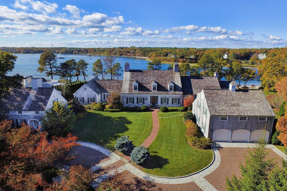 Drone House Cape Cod House