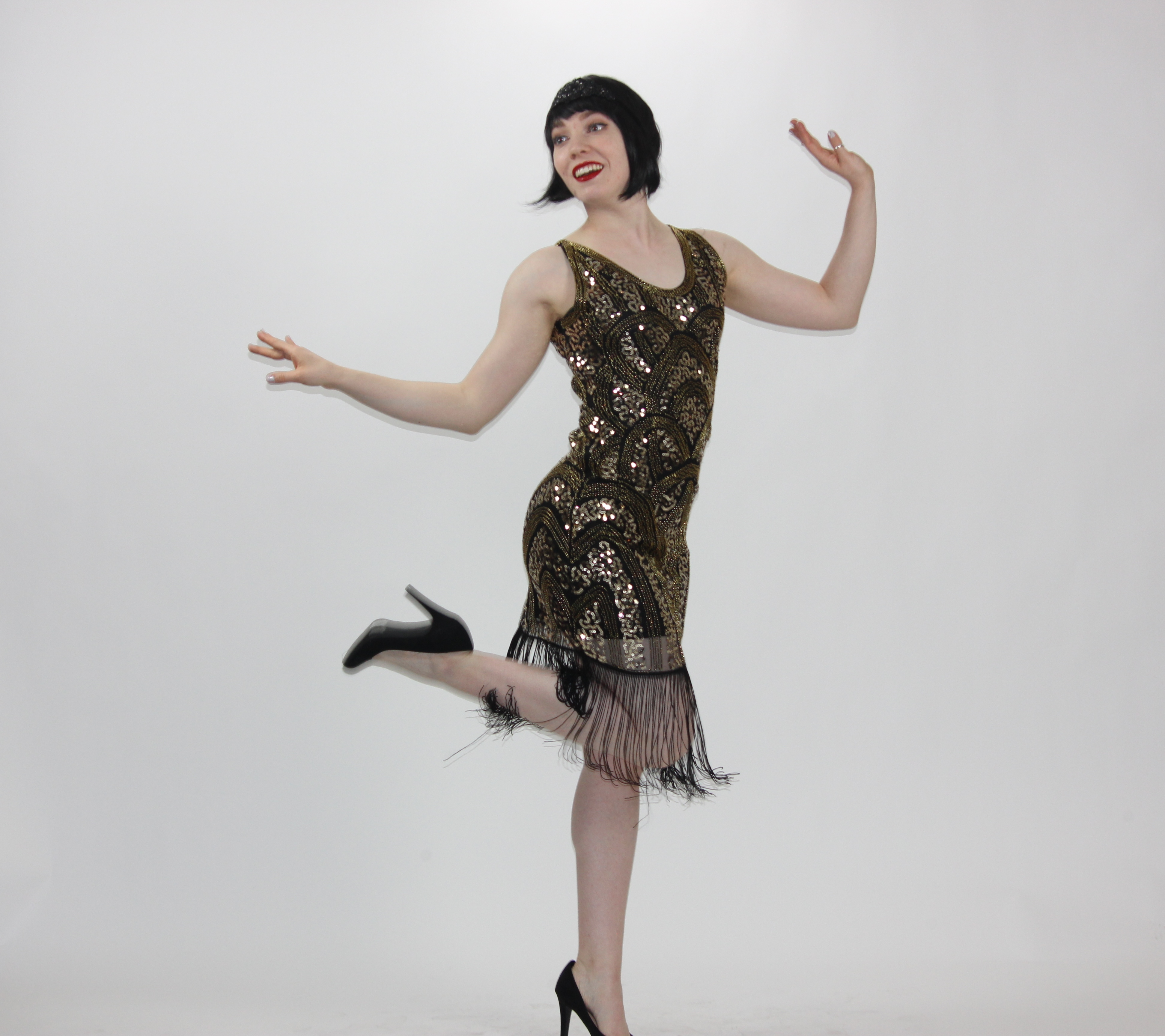1920's Flapper Event