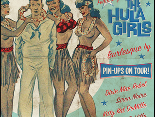 Pin-Ups are coming to Huntington Beach!