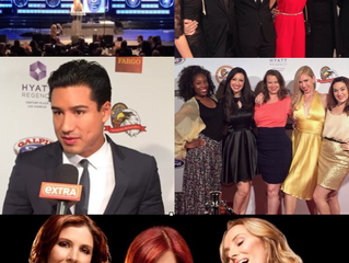 Children of the 90's Rejoice: Mario Lopez and Wilson Phillips Come Together At LAPD's Annual Gala