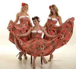 Andrews Sisters Trio