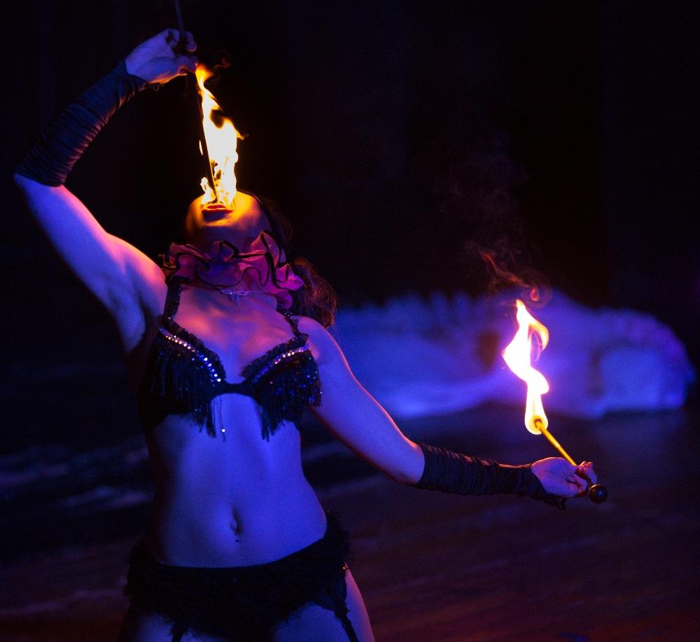 Fire Las Vegas LA Los Angels