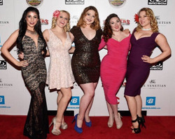 Pin-Ups on tour MMA Awards