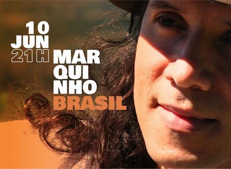 Trajetória - Marquinho Brasil - Live #1