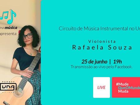 Projeto Una Música  - Rafaela Valente