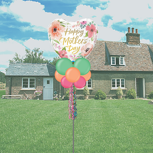 Happy Mother's Day Yard Pole