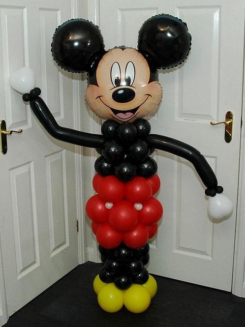 6' Balloon Mickey