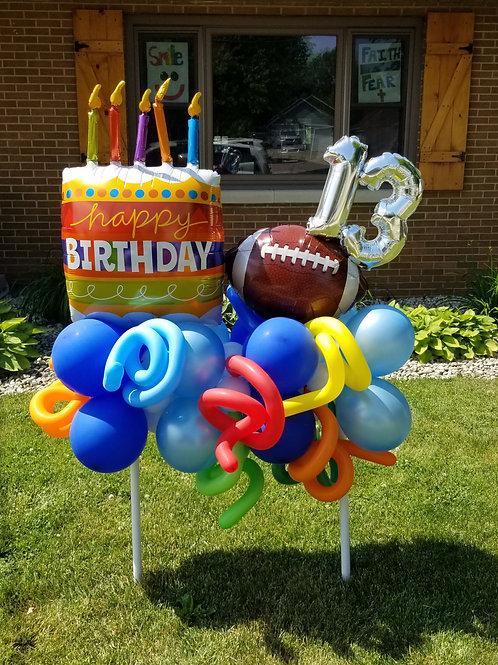 Medium Birthday Marquee