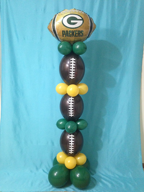 Floating Football Tower