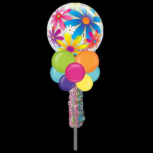 Birthday Bubble Party Pole