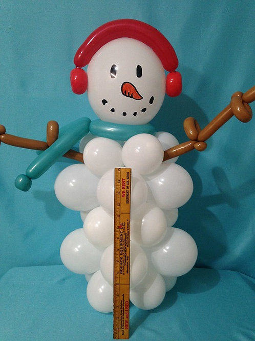 Snowman - Medium