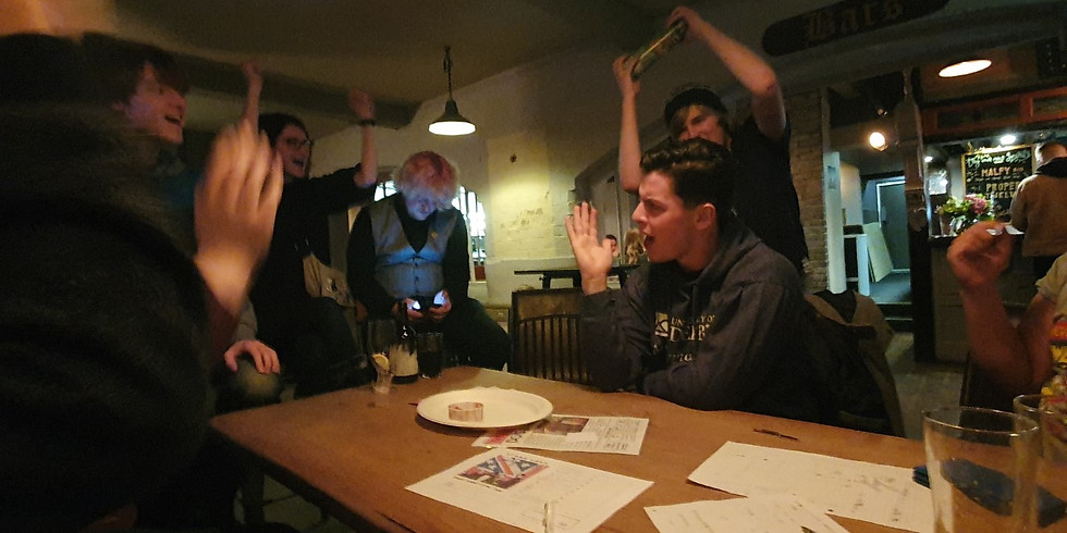 Quiz Night at the Bless #7