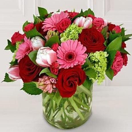 Sweetest Romance Bouquet