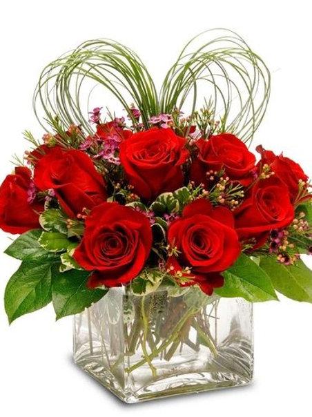 Beat Of My Heart Bouquet