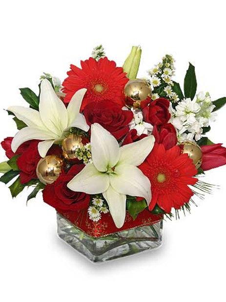Jingle Bell Bouquet