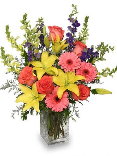 Sunshine Glow Bouquet