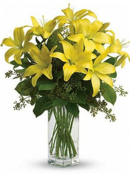 Sunshine On My Shoulder Bouquet