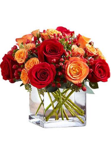 Fall Romance Bouquet