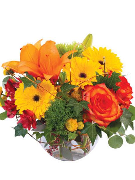Fall Elegance Bouquet